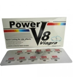 Power v8 - erectii pana la 180 de ore